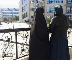 black, school, and algerie image