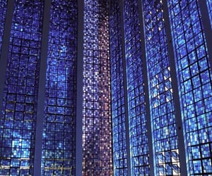 architecture, brasilia, and glass image