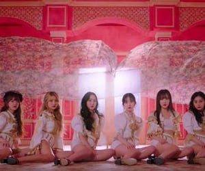 girl group, 여자친구, and jpop image