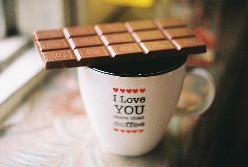 Ice Cream And Chocolate ♥