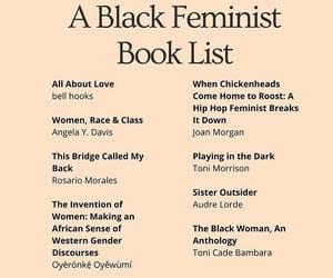 black, feminism, and feminist image