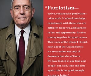 america, dan rather, and words image