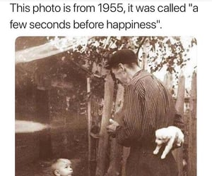 happiness and puppy image