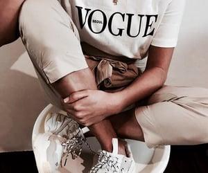 Balenciaga, beige, and casual image