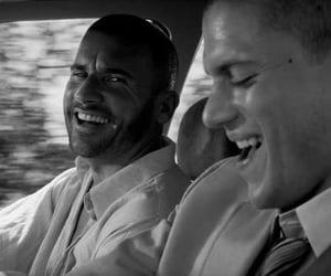 smile, brothers, and prison break image