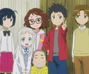 anime, ano hana, and anohana image