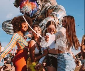 coachella, festival, and coachella music festival image