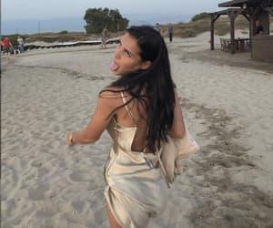 beach, crazy, and fashion image