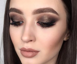 details, makeup, and eyes image