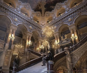 architecture, france, and art image