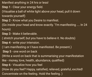 desire, happy, and law of attraction image