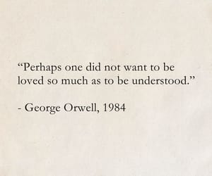 quotes and George Orwell image