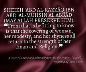 faith, muslima, and sunnah image