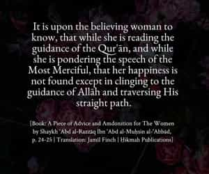 islam, muslima, and sunnah image