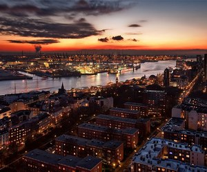 germany and hambourg image