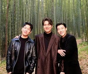 boys, friendship, and korean image