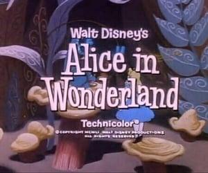disney, alice in wonderland, and alice image