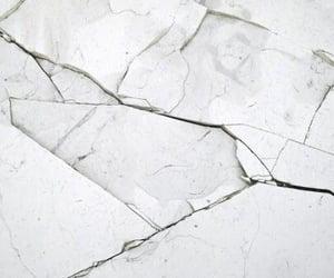white, broken, and crack image