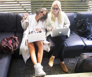bag, bloggers, and fashion image