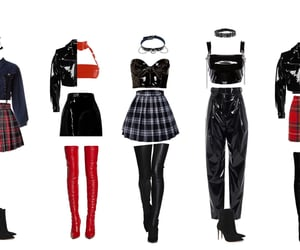 kpop, outfits, and stage outfits image