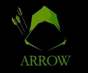 arrow, DC, and green arrow image