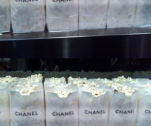 chanel and popcorn image