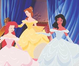 disney, princess, and aladdin image
