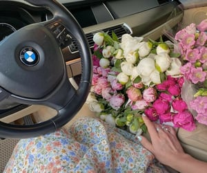 bmw, romantic, and spring summer image