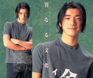 archive, takeshi kaneshiro, and magazine image