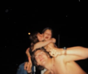 disposable camera, friendship, and fun image