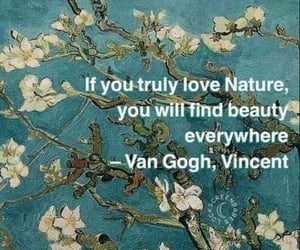 quotes, art, and van gogh image