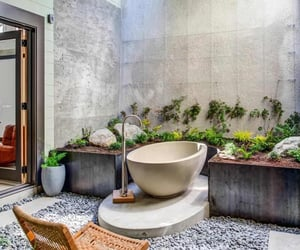 inspiration, beach style, and outdoor room designs image