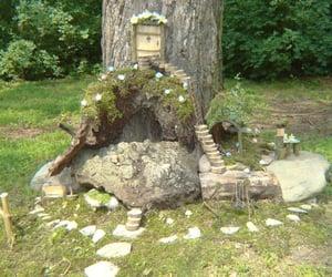 fairy, cottagecore, and nature image