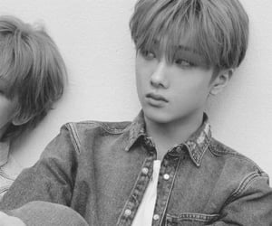 jisung, nct dream, and scan image