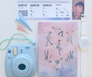 aesthetic, JB, and pastel image