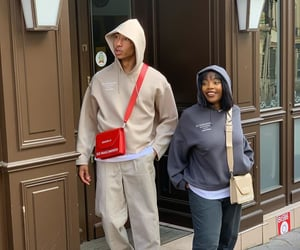 couples, streetwear, and fashion image