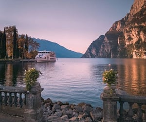 beautiful, italy, and peace image