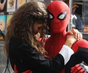 spiderman far from home image