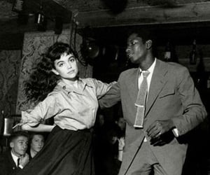 dance, vintage, and couple image