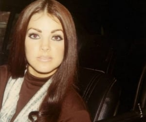 60s, priscilla presley, and aesthetic image