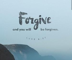 god, forgive, and jesus image