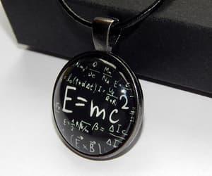 Albert Einstein, etsy, and mathematics image