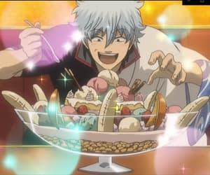 anime, gintoki, and sakata image