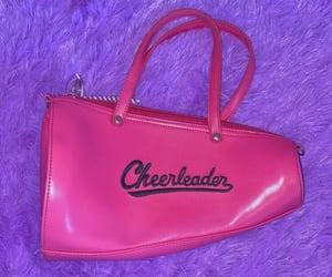 bags, cheer, and cheerleader image