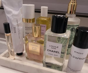 beauty, chanel, and perfume image