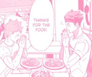 icon, manga, and haikyuu image