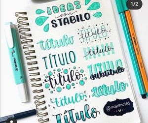 ideas, lettering, and quotes image