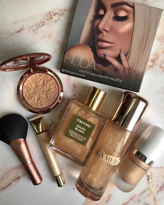 beauty, cosmetics, and glitter image