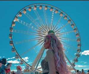 california, coachella, and fashion image