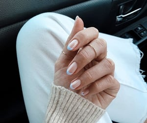 nails, style, and clothes image